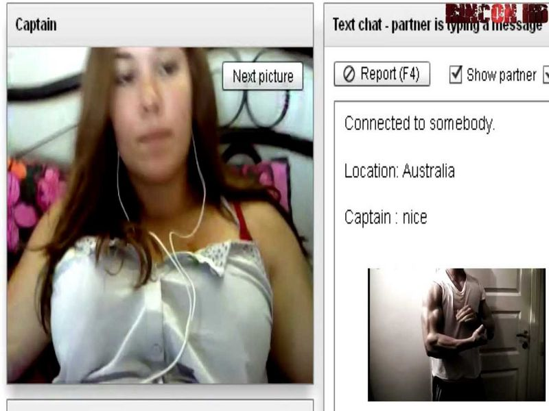 sexy chatroulette scort