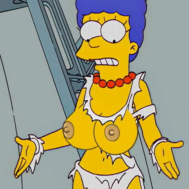 Marge Simpson Super Hot