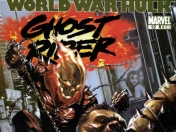 World War Hulk  Ghost Rider #1