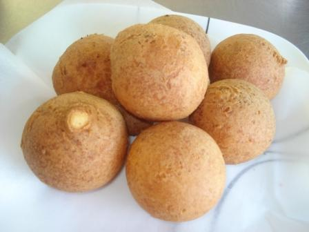 how to make colombian pandebono