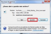 Bajar videos de YouTube al PC sin instalar ningún programa