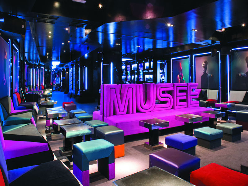 Club mus e un dise o 100 dominicano en madrid noticias - Disenador de interiores madrid ...