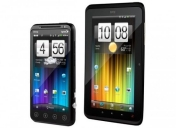 HTC EVO smartphone 3D WiMAX y Tablet 4G