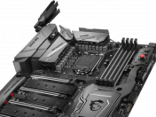 MSI Z370 Godlike Gaming. Realmente gamer