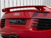 Audi R8 Spider by Renm Performance: 600cv al aire libre