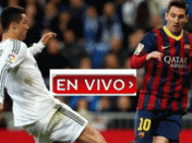 Super Copa España: Real Madrid vs Barcelona en vivo