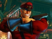 M. Bison de street fighter