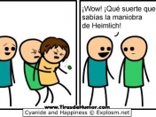 Tiras comicas Cyanide and happiness