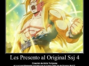 Nuevo nivel de Super Sayayin en  Dragon Ball Z Battle of God