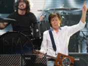 Nirvana y Paul McCartney, juntos (video)