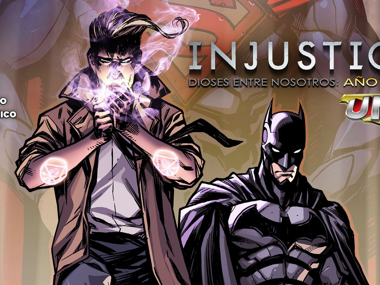 Injustice Gods Among Us Año 5 Nº 14