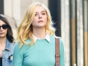Elle Fanning New York (15/Sept/2017)