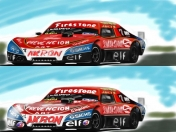 La Chevy de Ortelli campeon 2008
