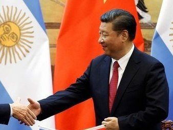 China envía una misión de Defensa a la Argentina para avanza published in Info