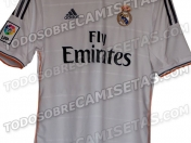 Exclusivo: Camiseta Real Madrid 2013/2014