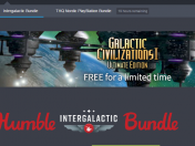Steam juego gratis Galatic Civilizations