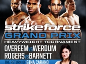 Trailer Strikeforce Overeem vs Werdum