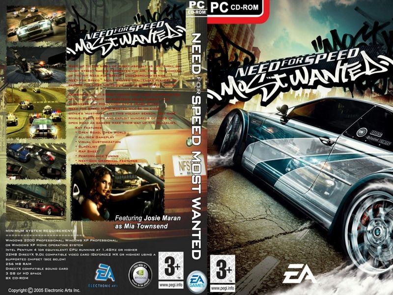 Como descargar need for speed most wanted esp iso mf Nfs most wanted para pc