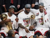 Miami Heat campeón de la NBA