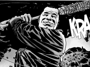 The walking dead: se viene Negan