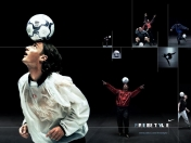 football freestyle Argentina vs Inglaterra