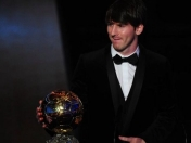 Messi Balón de Oro 2010 + Video