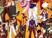 Tablas de movimientos - King of Fighters 2002