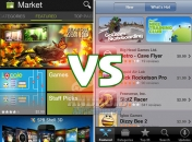 Google Android Market vs. Apple iTunes App Store