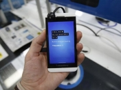 BlackBerry sucumbe y remata el Z10 a US$ 49,99