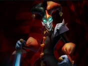Cuadro de Shaco (League of Legends)