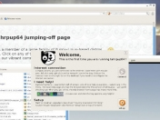 Llego Puppy Linux Quirky 8.2