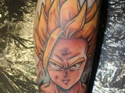 13 Tatuajes de Dragon Ball Z (Arte)