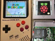 Modifica una Game Boy para jugar a la Super Nintendo en ella