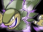 Pokemon Fusión: Golem + Haunter = ¿?