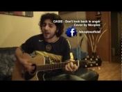 Mi cover de Don't look back in anger - Oasis (Nicoplos)