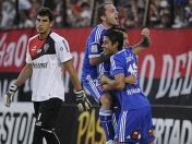 U de Chile 2 - Newell´s Old Boys 1