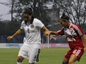 ColoColo (2) RiverPlate (0) Semi Copa Libertadores Femenina
