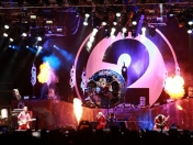 fotos de Slipknot en el Soundwave Festival en Perth