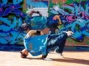 Posiciones con las manos break dance¡