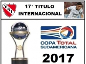 Estadisticas Independiente Campeon Copa Sudamericana  2017