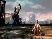 Kratos peruano + Gameplay God of war Ascension