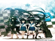 Wallpapers Hd Black Rock Shooter