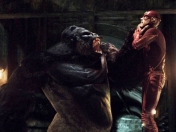 Gorila Grodd en The Flash