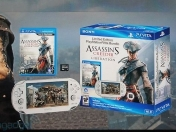 Sony anuncia un paquete PS Vita de Assassin Creed III