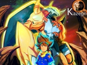 Ilustrando a Digimon Adventure