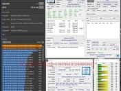 Intel Xeon Platinum y Gold filtrados con Cinebench