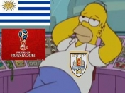 Memes de las Eliminatorias por Los Simpsons