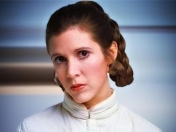 Murió la actriz Carrie Fisher, la princesa Leia de Star Wars