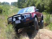 Curso de manejo de 4x4 off road