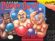 Super Punch Out! - Super Nintendo